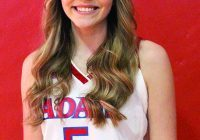 Freshman forward Ellie Cheatham was named Girls Player of the Week for the first week of February.